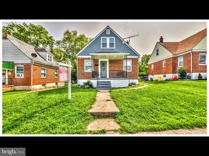 Residential Property for sale in 5005 LASALLE AVENUE, Baltimore City, MD, 21206