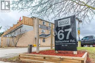 Condo for sale in 41 -VALLEYVIEW Road, Kitchener, Ontario