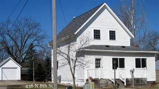 Single Family for sale in 436 N . 8th Street, Forest City, IA, 50436