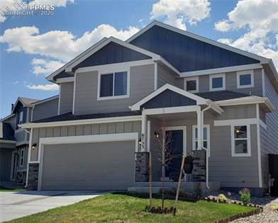 Residential Property for sale in 6753 Galpin Drive, Fountain, CO, 80925