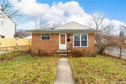 Residential Property for sale in 465 W ELZA Avenue, Hazel Park, MI, 48030