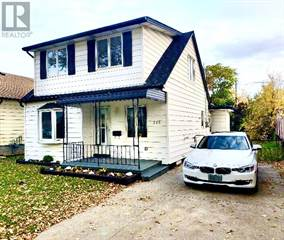 Single Family for sale in 715 BENSETTE, Windsor, Ontario, N8X2Y9