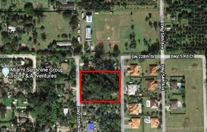 Residential Property for sale in 22815 SW 155th Ave, Miami, FL, 33170