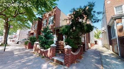 Multifamily for sale in 1543 West 10th Street, Brooklyn, NY, 11204