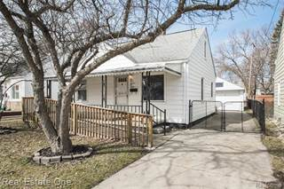 Single Family for rent in 24728 HOPKINS Street, Dearborn Heights, MI, 48125
