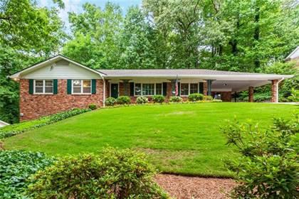 Residential Property for sale in 7120 Dunhill Terrace NE, Sandy Springs, GA, 30328