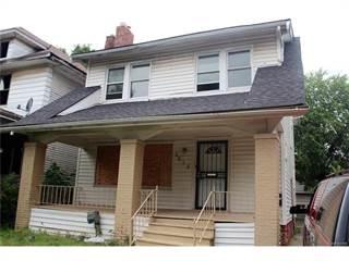 Single Family for sale in 3016 MONTGOMERY Street, Detroit, MI, 48206