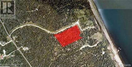 Vacant Land for sale in 04-04 Seven Days Work Road, Grand Manan, New Brunswick, E5G2B4