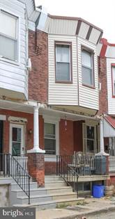 Residential for sale in 1314 N HOBART STREET, Philadelphia, PA, 19131