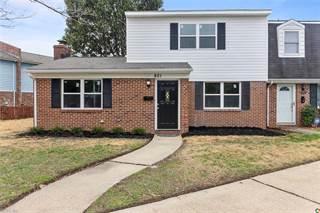 Townhouse for sale in 801 Hampstead Court, Virginia Beach, VA, 23462