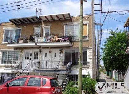 Multifamily for sale in 2731-2735 Rue Legendre E., Montreal, Quebec