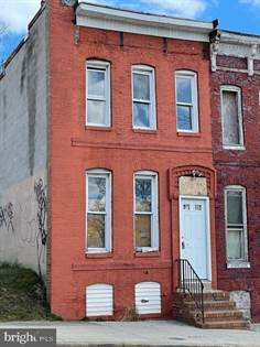 Residential Property for sale in 17 S PULASKI STREET, Baltimore City, MD, 21223