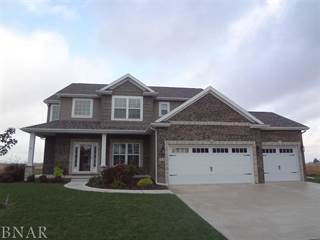 Single Family for sale in 1119 Willow Creek Drive, Bloomington, IL, 61705