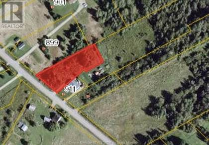 Vacant Land for sale in 907 Principale, Memramcook, New Brunswick, E1A0V7
