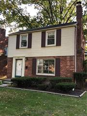 Single Family for rent in 1677 BOURNEMOUTH Road, Grosse Pointe Woods, MI, 48236