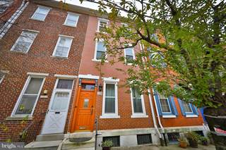 Townhouse for sale in 1126 MOUNT VERNON STREET, Philadelphia, PA, 19123