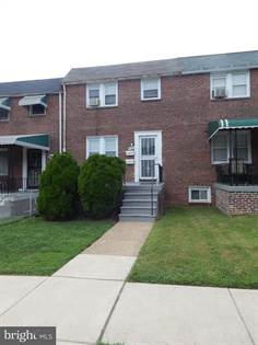 Multifamily for sale in 1504 N ELLWOOD AVENUE, Baltimore City, MD, 21213