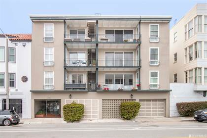 Residential Property for sale in 1734 Bay Street 201, San Francisco, CA, 94123