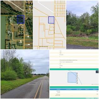 Lots And Land for sale in 1818 SPRING GROVE ROAD, Paragould, AR, 72450