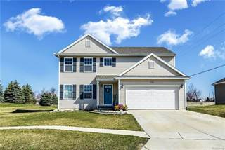 Single Family for sale in 3411 AMBER OAKS Drive, Howell, MI, 48855