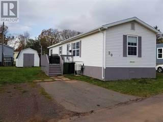 Single Family for sale in 20 Sunshine Park, Summerside, Prince Edward Island, C1N5K2