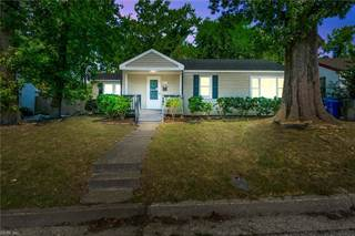 Single Family for sale in 37 POLLUX Circle W, Portsmouth, VA, 23701