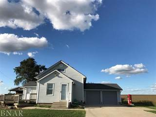 Single Family for sale in 13252 East 700 North Road, Greater Heyworth, IL, 61772