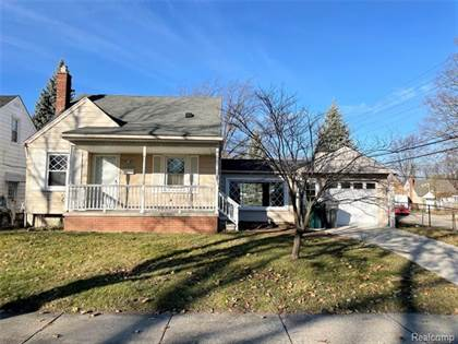 Residential Property for rent in 24610 NEW YORK Street, Dearborn, MI, 48124