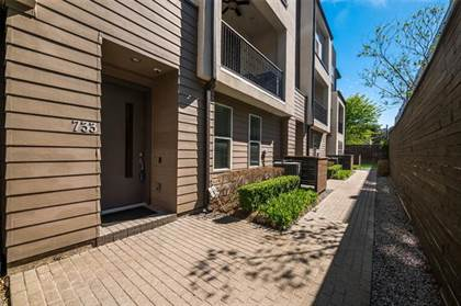 Residential Property for sale in 4211 Rawlins Street 733, Dallas, TX, 75219