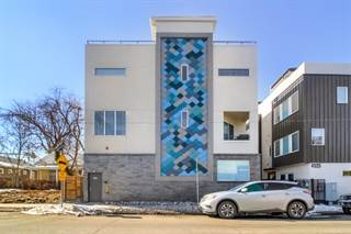 Townhouse for sale in 4521 Tennyson St. 4, Denver, CO, 80212