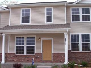 Townhouse for rent in 7077 Yampa River Heights, Fountain, CO, 80817