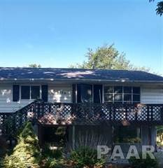 Single Family for sale in 408 ROOSEVELT Circle, East Peoria, IL, 61611