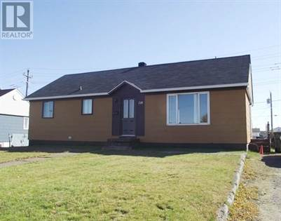 Single Family for sale in 218 Bartlett Drive, Labrador City, Newfoundland and Labrador, A2V1E7
