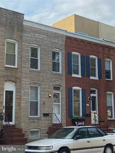 Residential Property for sale in 1318 ANDRE STREET, Baltimore City, MD, 21230