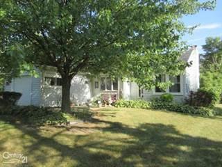 Single Family for sale in 1524 E Dryden Road, Metamora, MI, 48455