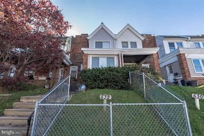 Residential Property for sale in 532 E CLARKSON AVENUE, Philadelphia, PA, 19120