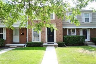 Condo for sale in 1323 WOODBRIDGE Street, St. Clair Shores, MI, 48080