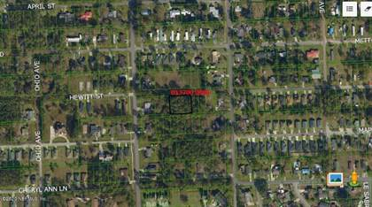 Lots And Land for sale in 0 HEWITT ST, Jacksonville, FL, 32244