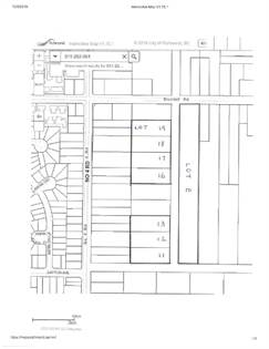 Vacant Land for sale in LOT 18 BLUNDELL ROAD, Richmond, British Columbia, V0V0V0
