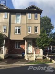 Condo for rent in 10 -MOOREGATE Crescent, Kitchener, Ontario