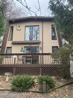 Residential Property for sale in 1420 Waterfront Dr, Tobyhanna, PA, 18466