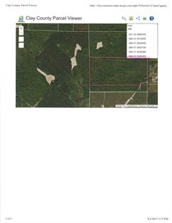 Lots And Land for sale in MS-46, West Point, MS, 39773