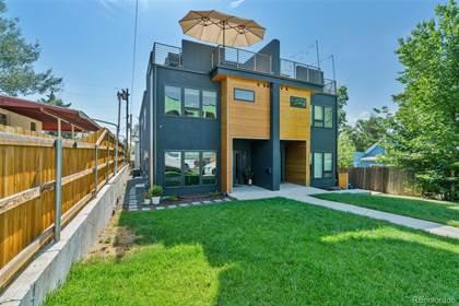 Residential for sale in 1254 Osceola Street, Denver, CO, 80204