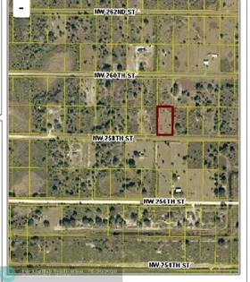 Lots And Land for sale in 20265 NW 258, Okeechobee, FL, 34972