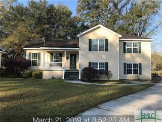 Single Family for sale in 107 Live Oak Lane, Garden City, GA, 31408