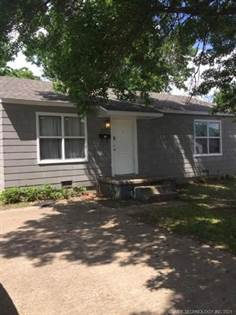 Residential Property for sale in 3731 W 42nd Place, Tulsa, OK, 74107