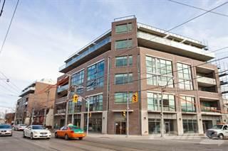 Condo for sale in 569 King St E, Toronto, Ontario