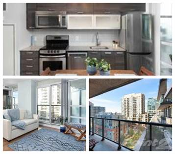 Condominium for sale in No address available, Toronto, Ontario, M6J0B1