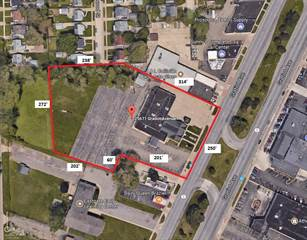 Land for sale in 25671 Gratiot, Roseville, MI, 48066