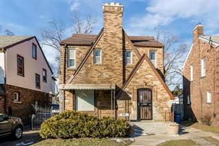 Single Family for sale in 18703 PRAIRIE Street, Detroit, MI, 48221
